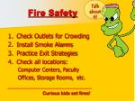 fire safety41