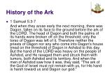 history of the ark25