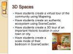 3d spaces2