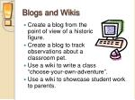 blogs and wikis2