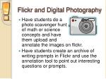 flickr and digital photography2