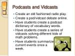 podcasts and vidcasts3