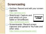 screencasting1