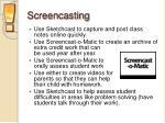 screencasting2