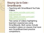 staying up to date smartboards1