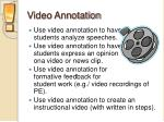 video annotation1