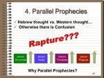 4 parallel prophecies17