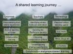 a shared learning journey8