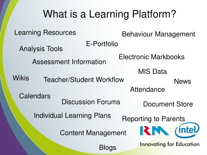 What is a learning platform