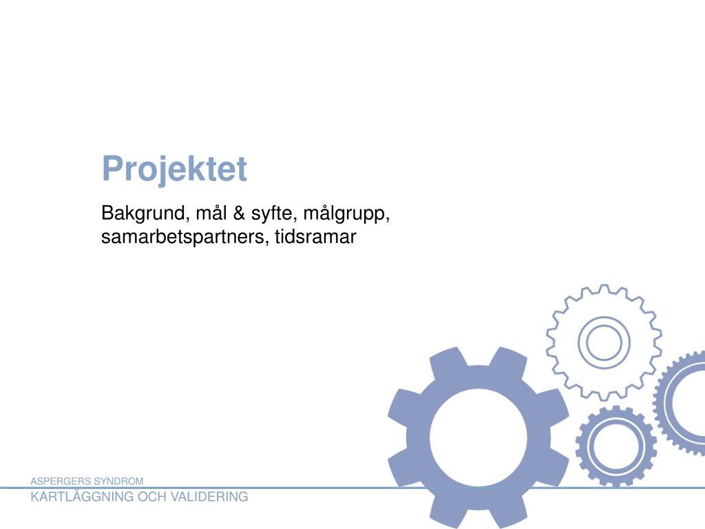 Projektet