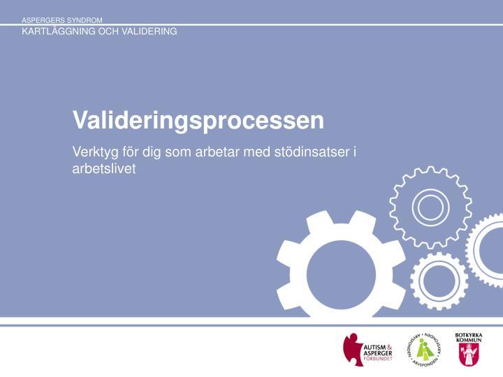 Valideringsprocessen