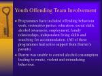 youth offending team involvement17