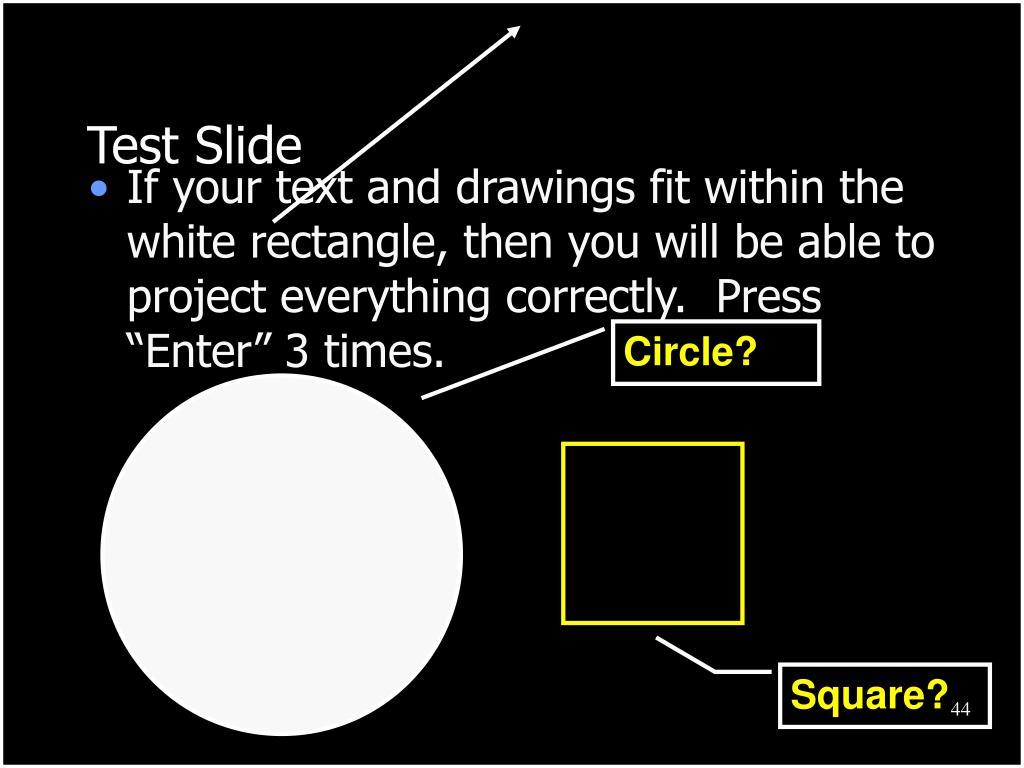 Circle?