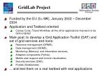 gridlab project