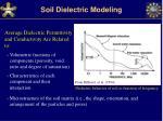 soil dielectric modeling8