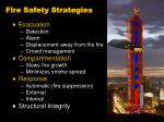 fire safety strategies13