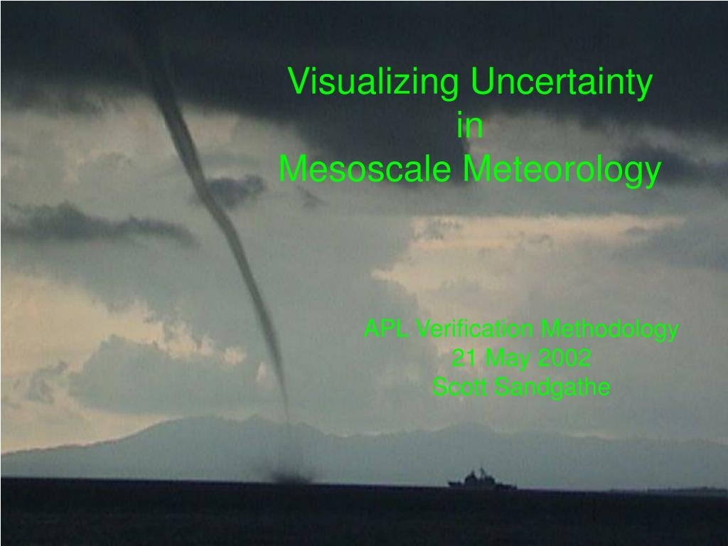 Visualizing Uncertainty