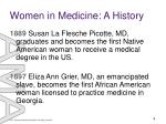 women in medicine a history9