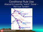 conditional rule use atwood leesville watch dover not true tandem