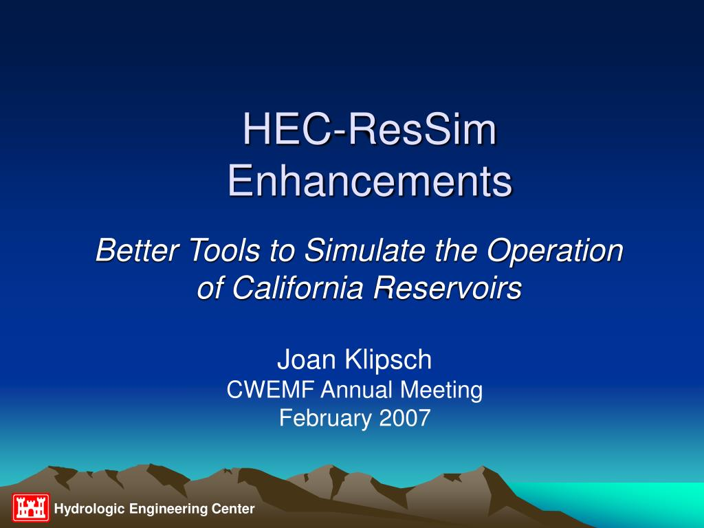 hec ressim enhancements l.