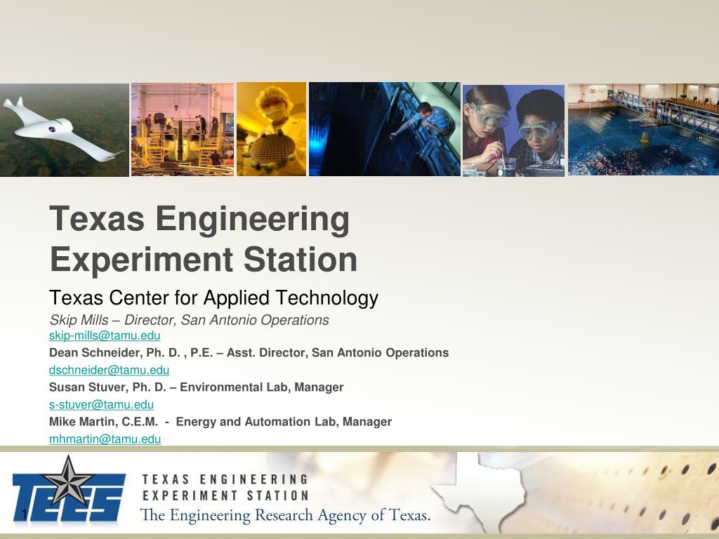 texas engineering experiment station l.