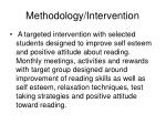 methodology intervention