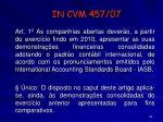 in cvm 457 07