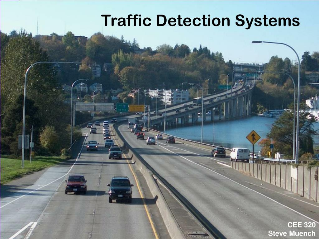 traffic detection systems l.
