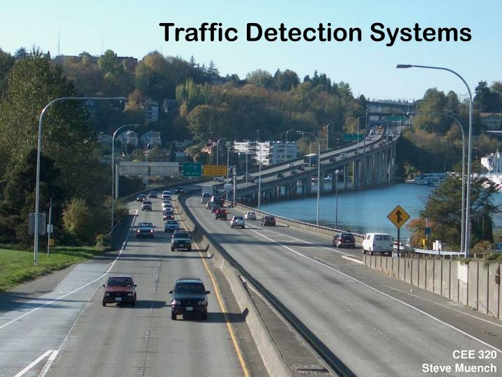 traffic detection systems n.