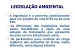 legisla o ambiental
