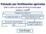 polui o por fertilizantes agr colas