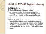 mm09 1 st scome regional meeting21