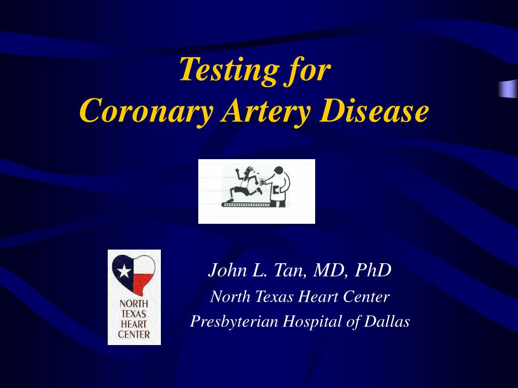 john l tan md phd north texas heart center presbyterian hospital of dallas l.