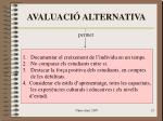 avaluaci alternativa21