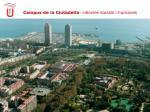 campus de la ciutadella ci ncies socials i humanes