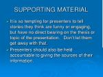 supporting material18