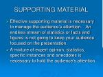 supporting material19