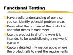 functional testing15