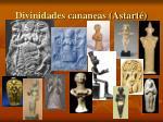 divinidades cananeas astart