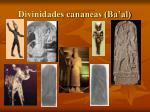 divinidades cananeas ba al