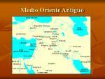 medio oriente antiguo