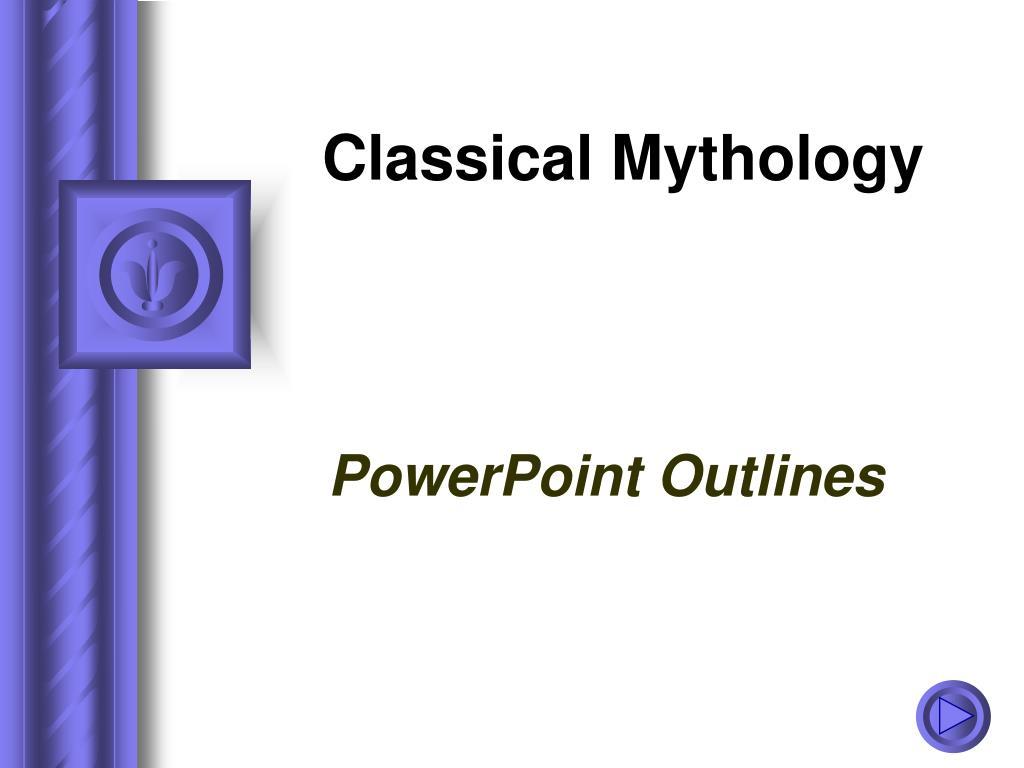 classical mythology l.