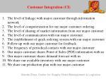 customer integration ci