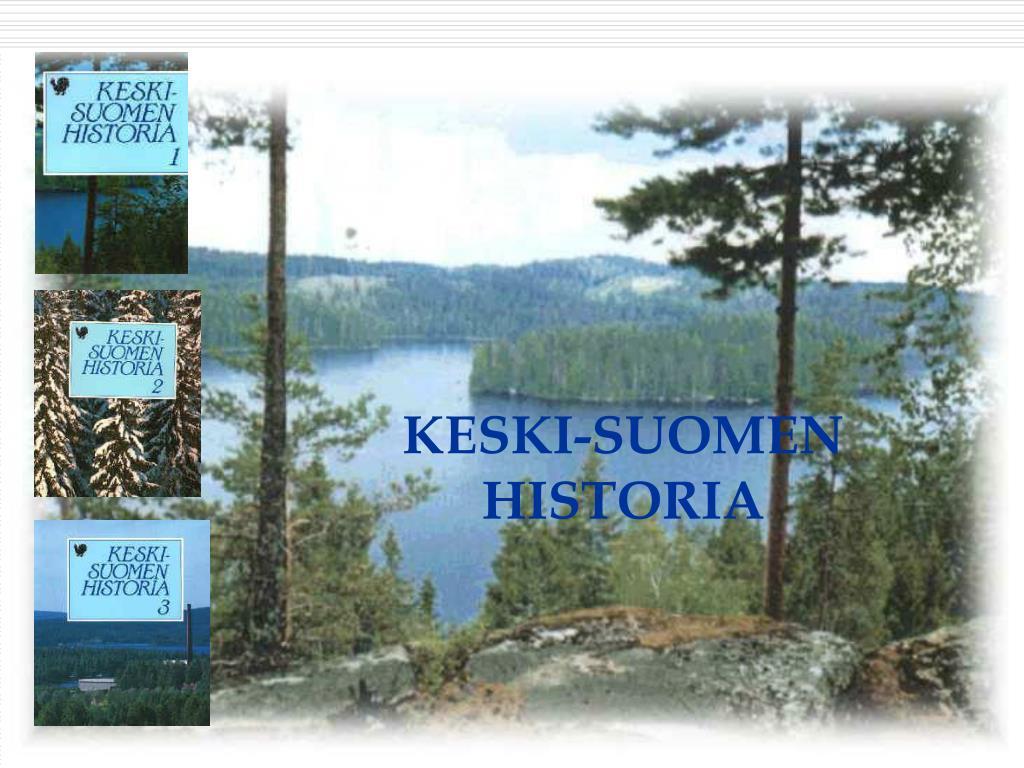 keski suomen historia l.