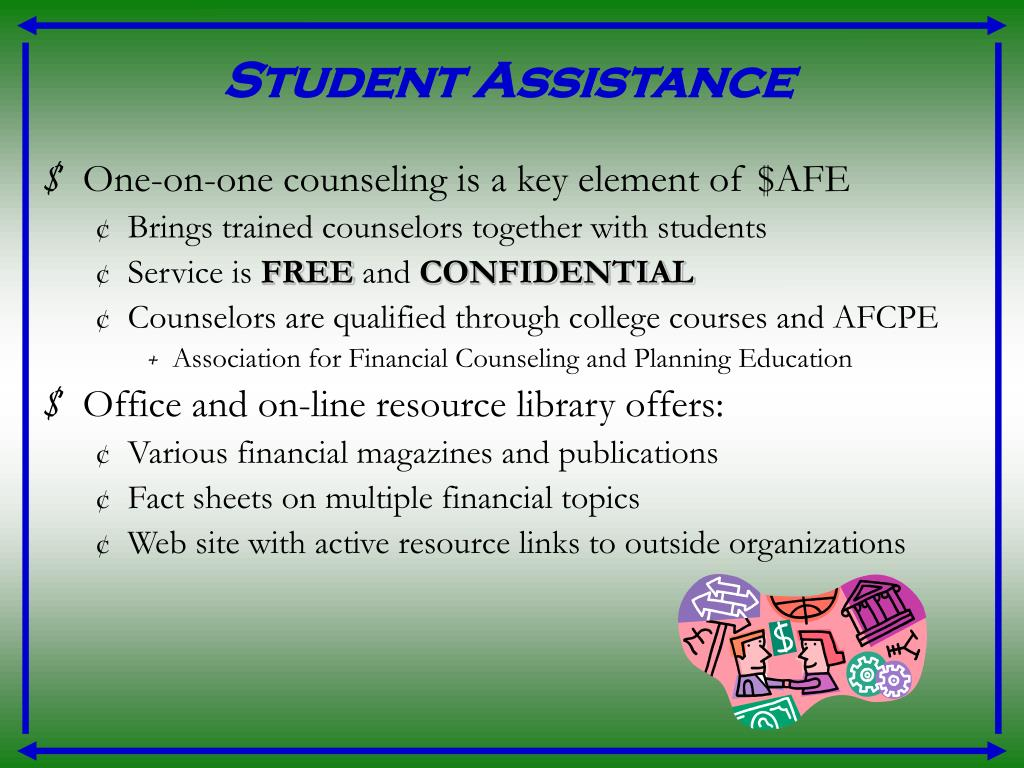 Student Assistance