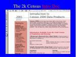 the 2k census intro doc
