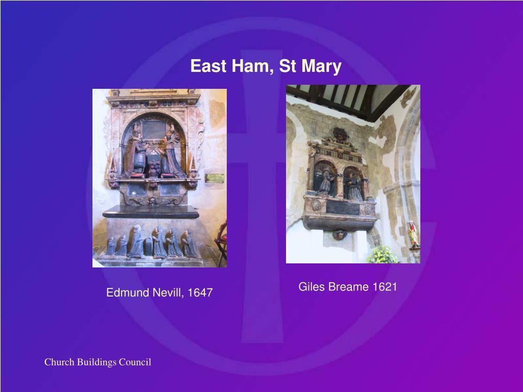 East Ham, St Mary