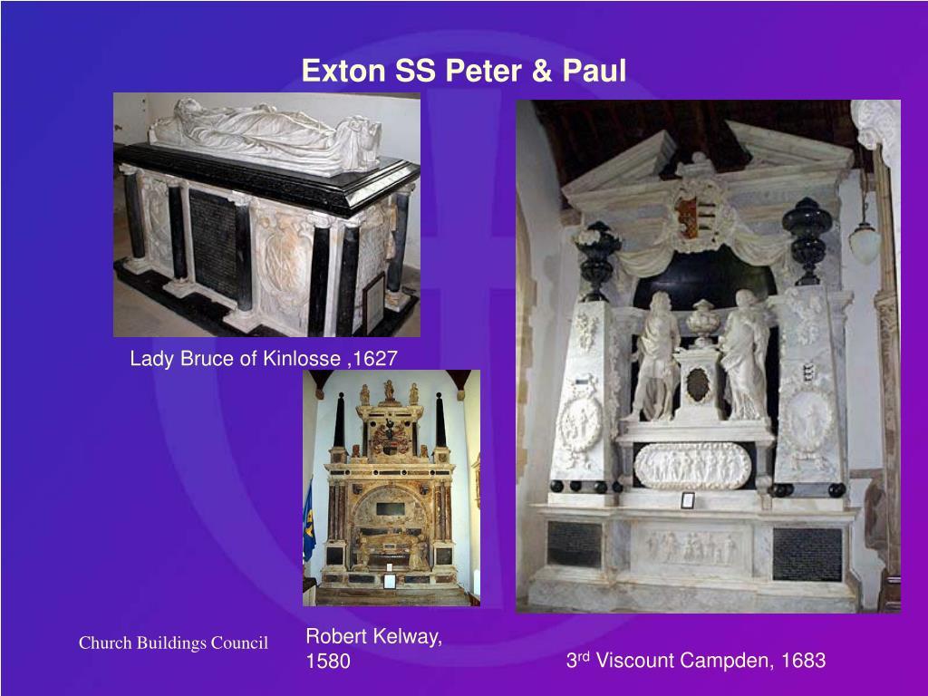 Exton SS Peter & Paul