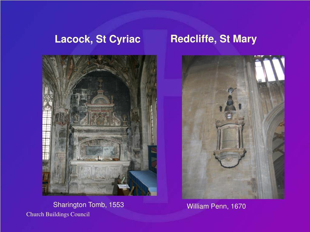 Lacock, St Cyriac