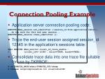 connection pooling example